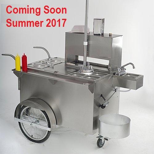 Hot Dog Cart Party Rental Florida